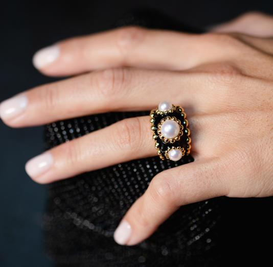 Chanel-Ring